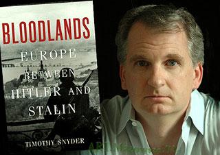 Timothy Snyder (ur. 1969) - profesor Yale University specjalista historii nowożytnego nacjonalizmu i historii Europy Środkowej i Wschodniej.