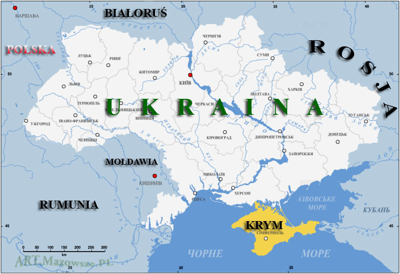 Ukrainaa