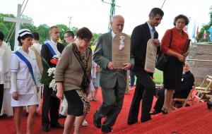 Na Jasnej Górze złożono kamienne tablice z Deklaracją Wiary Lekarzy [www.niedziela.pl]